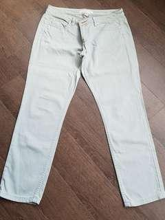 Country Road Faded Denim Jeans