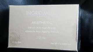 *全新*未開封* Ingrid Millet Aesthetic Absolute Anti-Aging Serum 英格蜜兒-醫美系列-極緻基因抗皺精華