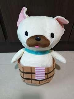 Dog in Tub Plush