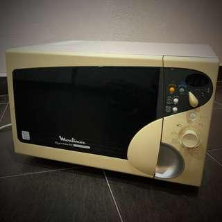 Moulinex Microwave Oven (defect)