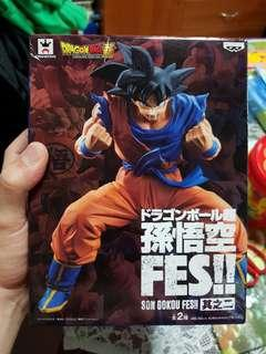 Dragonball FES Goku