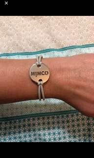 Mimco Taupe Bracelet