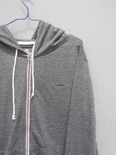 Jaket hoodie penfield x navy japan