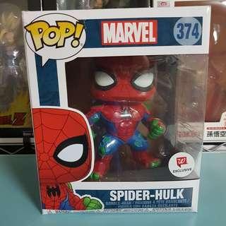 [November 2018 • Week 2] Funko POP! Marvel Spider - Hulk