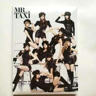 Girls' Generation [The 3rd Album - Mr. Taxi]