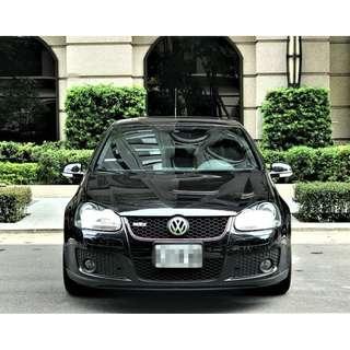 08年 福斯 GTI 全原版件 僅跑3萬 全原廠保養 車況不解釋