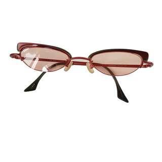Cat Eye Sunglasses (Made in France)
