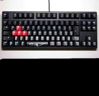 Ducky Shine 3 Mechanical Keyboard ( Cherry MX Blues)
