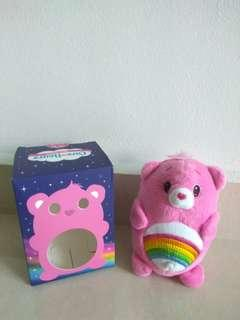 Carebear Cheer Bear (new with box)
