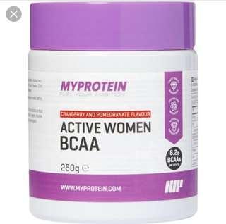 MYPROTEIN Active Womens BCAA