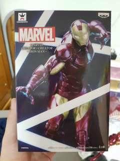 Creator x Creator Ironman