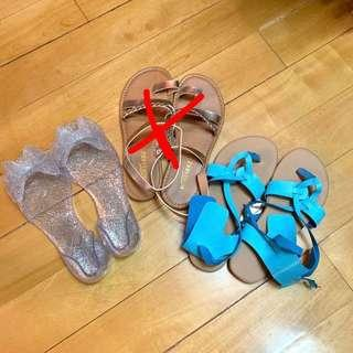 New Trendy Sandals (Sold Gold)