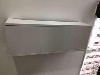 牆身電缐收納盒