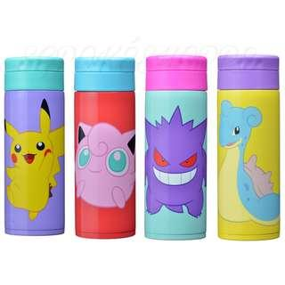 [PO] THERMOS BOTTLE [POP & COLORFUL] - POKEMON CENTER EXCLUSIVE