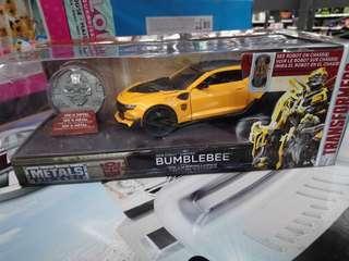 Transformer bumblebee metal diecast 2016 chevy camaro