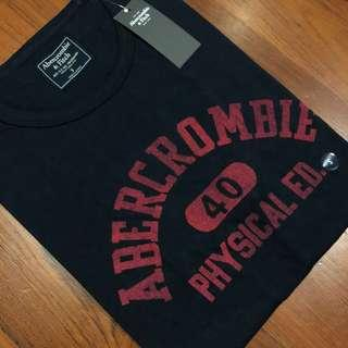 [INSTOCK] Abercrombie & Fitch Printed Graphic Tee (XS,S)