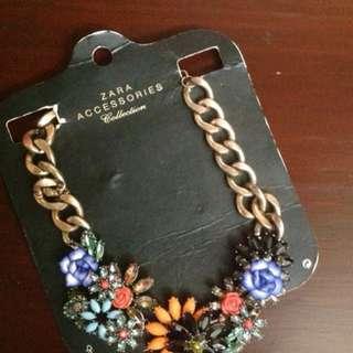 Original Zara Statement Necklace