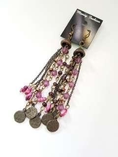 New Thailand Earrings. 新 泰國 耳環