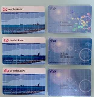 ov-chipkaart 荷蘭旅行乘車必備