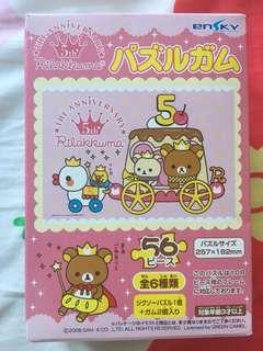 鬆弛熊 5周年 puzzle