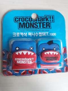Korean Brand Tiny Twin Notebooks