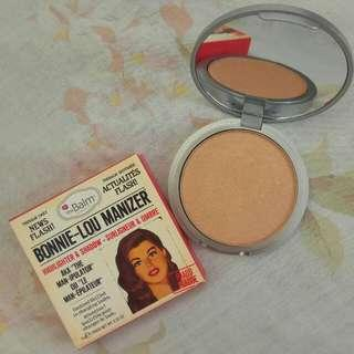 TheBalm Bonnie Lou Manizer highlighter