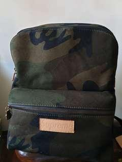 Rare Limited Edition Louis Vuitton Supreme Camouflage backpack