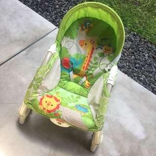 Fisher price bouncer Original (GOJEK ONLY)