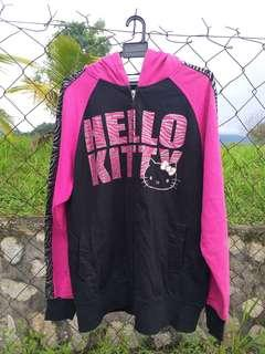 Hello kitty pink hoodie