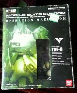 BANDAI Mobile Suits GUNDAM PMX-003 THE-0 FW Fusion Works Ultimate Operation Plus Operation Maelstorm