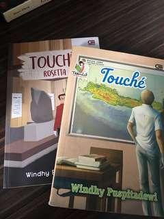 Touche novel