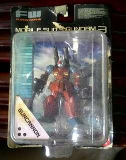 BANDAI Mobile Suits GUNDAM 3 AX-77-2 GUNCANNON 109 FW Fusion Works Ultimate Operation