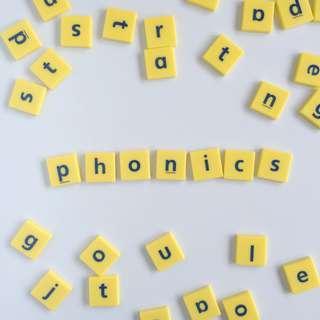 Phonics 英語拼音課程