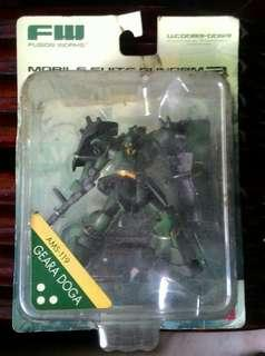 BANDAI Mobile Suits GUNDAM 3 AMS-119 GEARA DOGA FW Fusion Works Ultimate Operation Plus