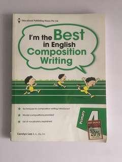 P4 English compo writing