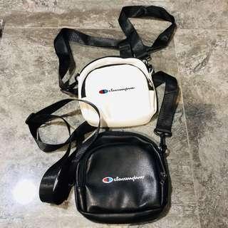 (READY STOCKS) champion inspired mini sling bag