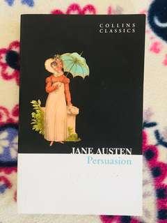 Collins Classic: Persuasion by Jane Austen