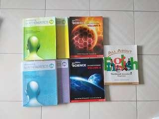 SUPER CHEAP LOWER SECONDARY TEXTBOOKS IN NEW CONDITION