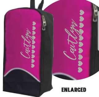 Custom shoebag for sports shoes