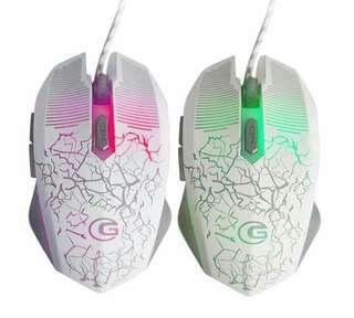 GCLEXUS Herdsman Luminous Gaming Mouse A200