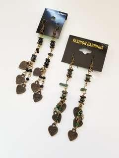 New Thailand Earrings 新泰國耳環