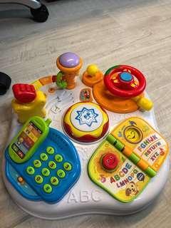 🚚 ABC八合一寶寶音樂玩具