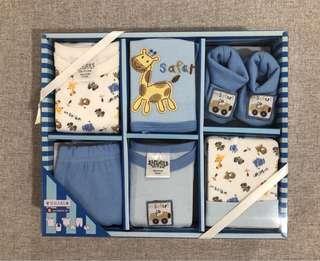 Shears Baby Gift Set (Boy, 0-6 months)