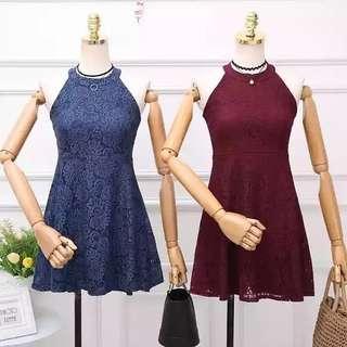 Lace Dress#POST1111