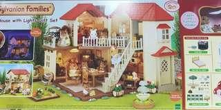 Sylvanian Families City house gift set 2