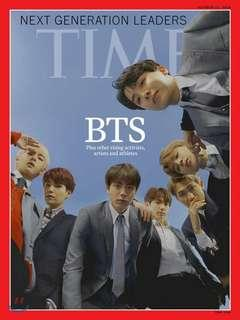 [WITH POSTER] TIME MAGAZINE BTS COVER