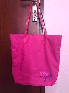 Tote Bag Pink Murah