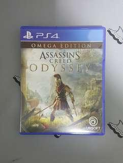 [Pre-owned] PS4 Assassin's Creed Odyssey: Omega Edition