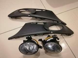 Mk6 jetta original fog light with cover
