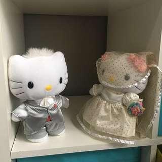 90s Wedding Hello Kitty & Dear Daniel